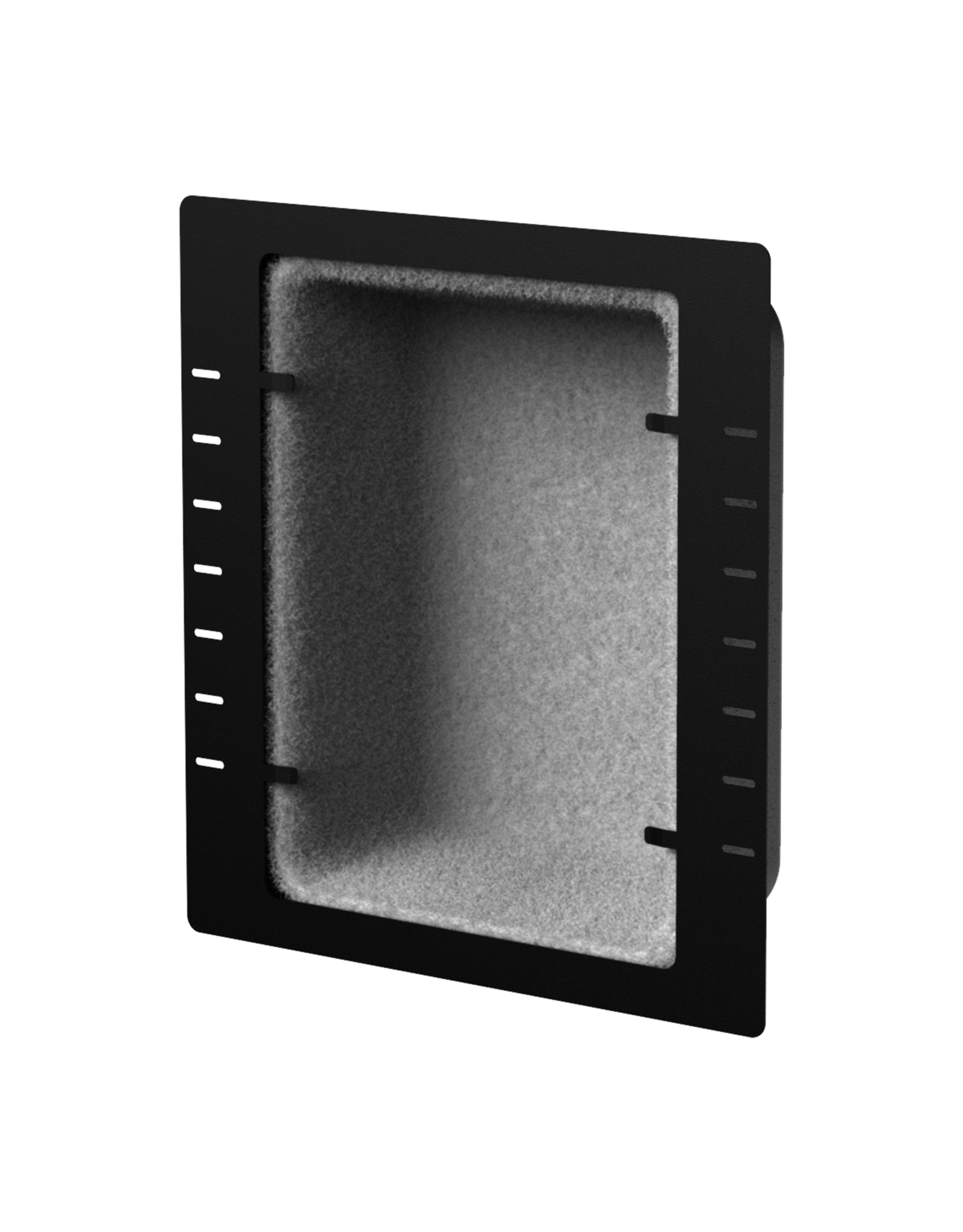 Audac Metal in ceiling/wall back box for flush mount speakers - Fire rated