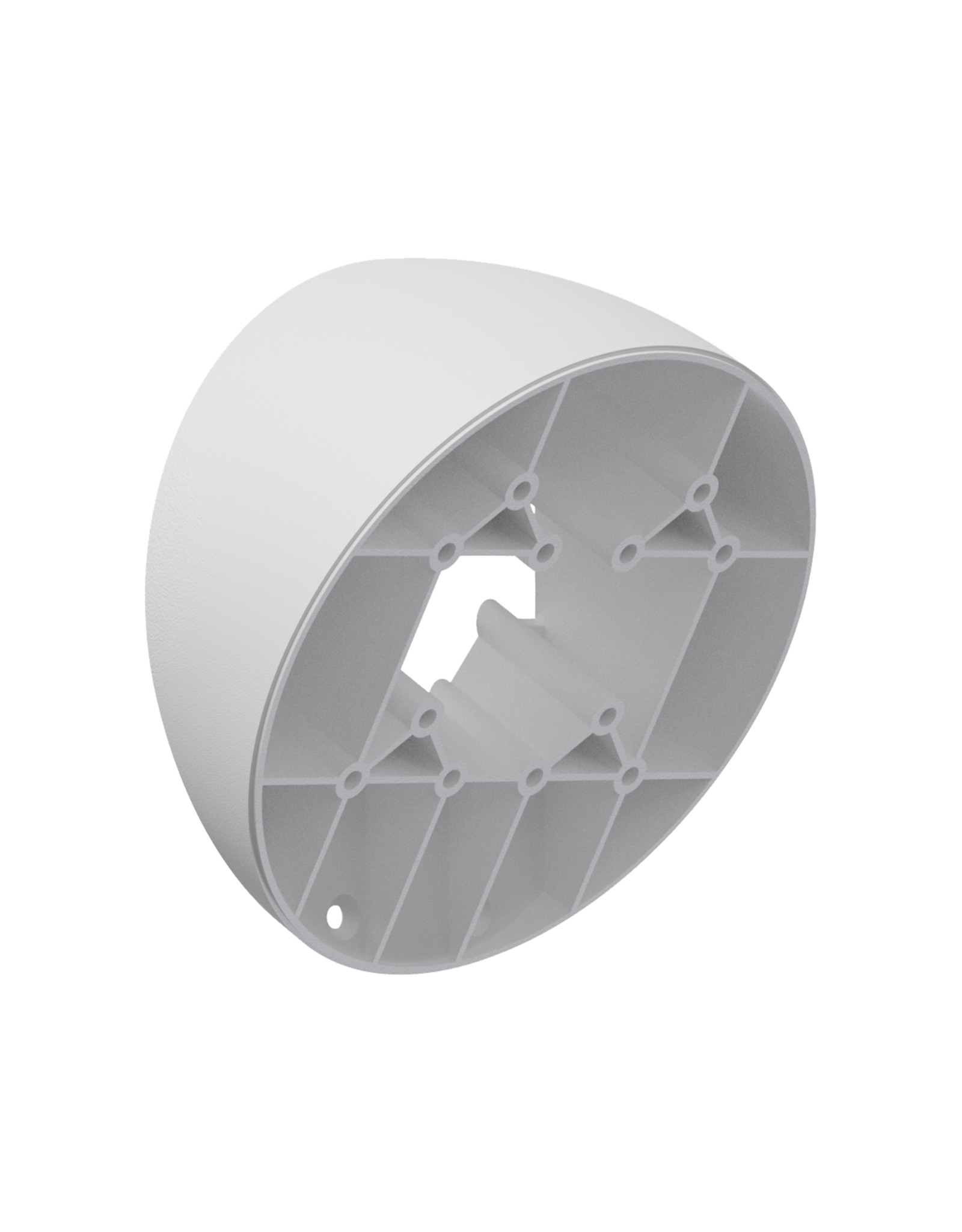 Audac Extension mount with 30° incline angle for ATEO6 White