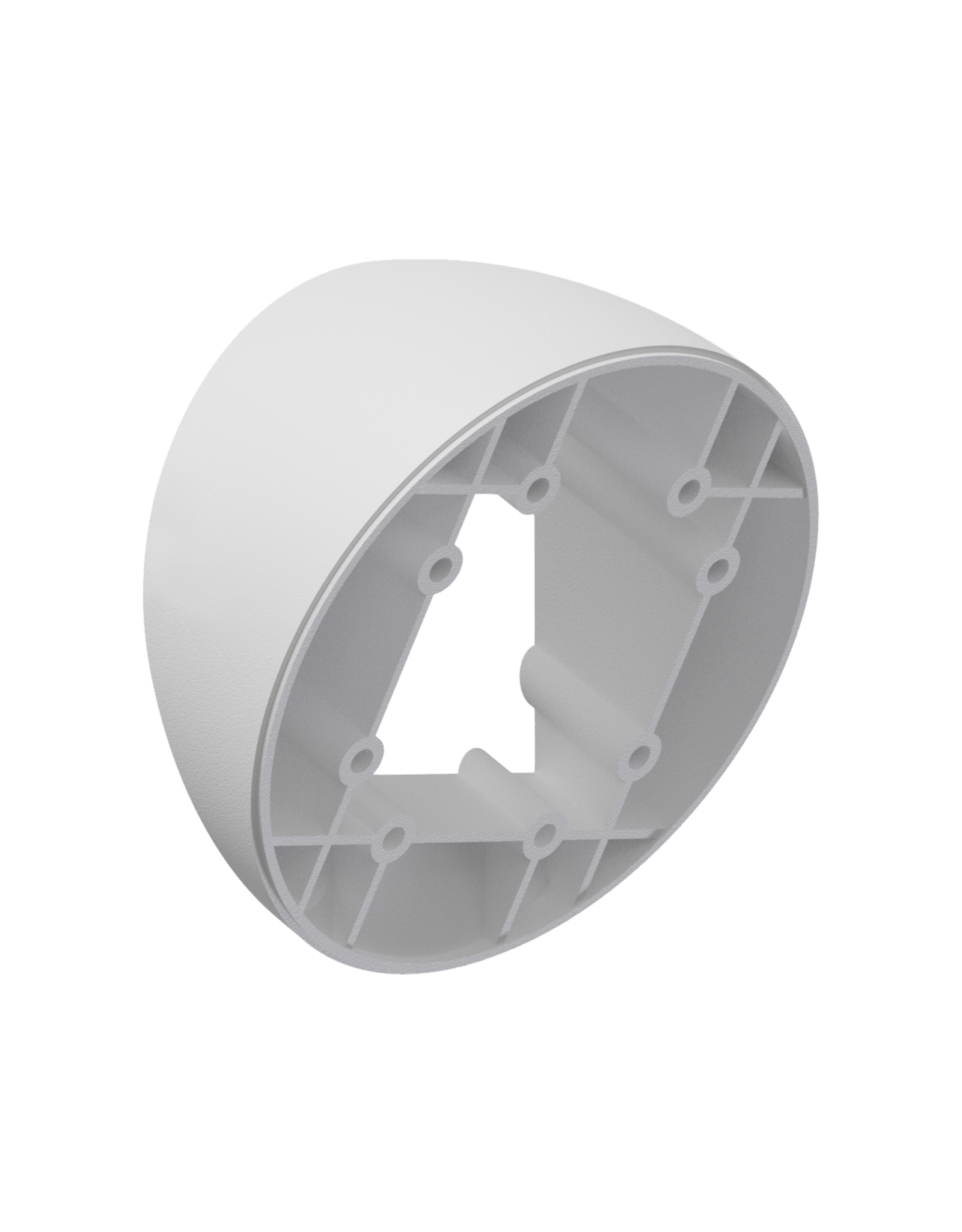 Audac Extension mount with 30° incline angle for ATEO4 White