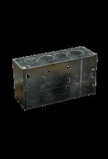 Audac Flush mount box for AUDAC wallpanel - solid wall