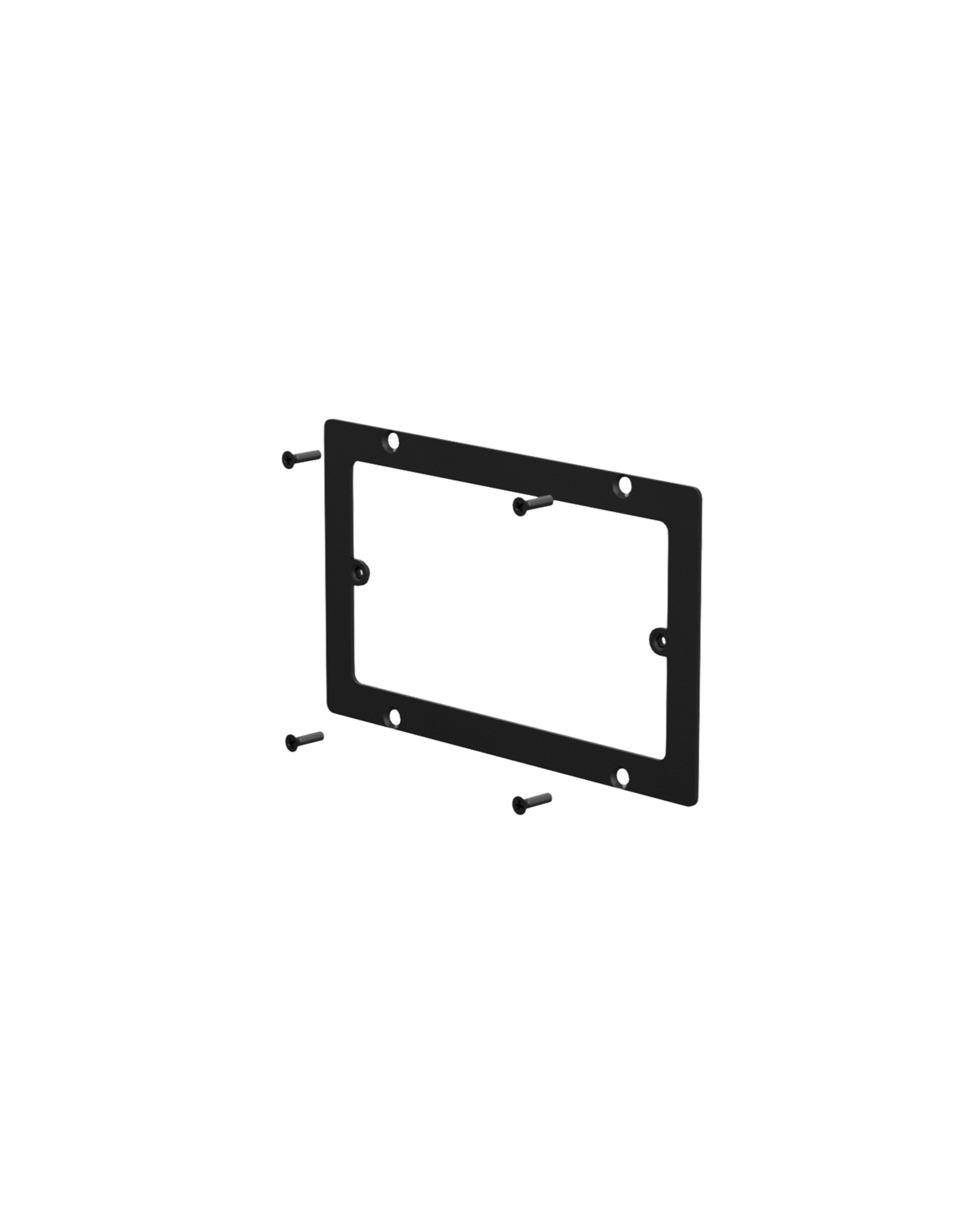 Audac Adapter frame for WB50 to 3-gang US standard