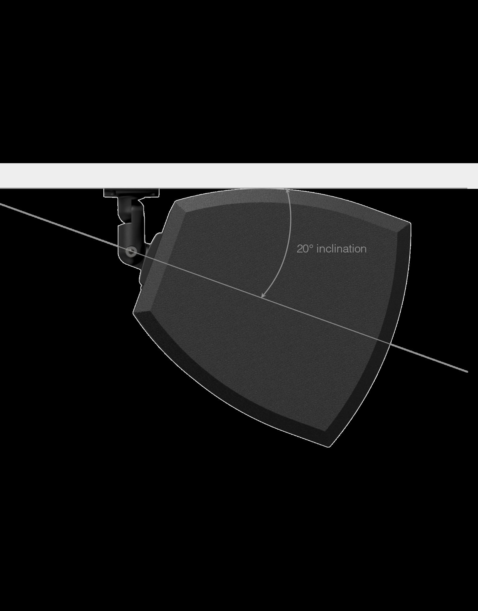 "Audac Compact high-power speaker 8"" White"