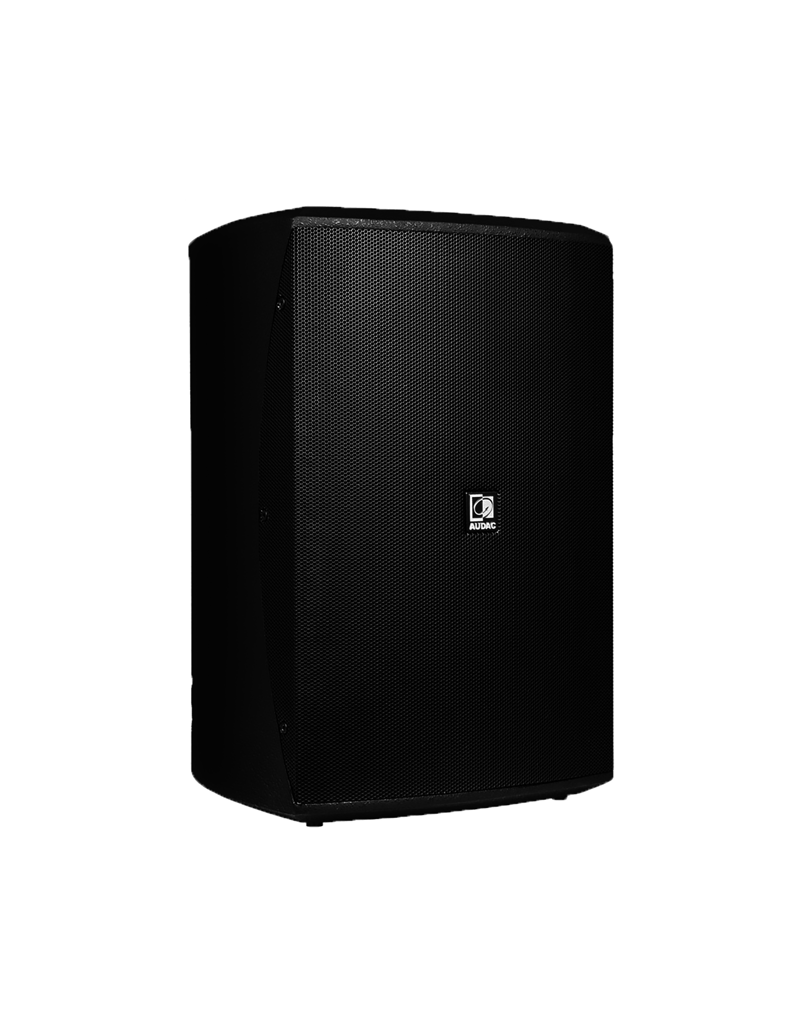 "Audac Compact high-power speaker 8"" Black"