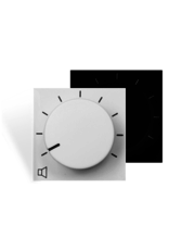 Audac Volume remote Bticino White version