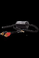 Audac Stereo groundloop isolator RCA male - 3.5mm jack