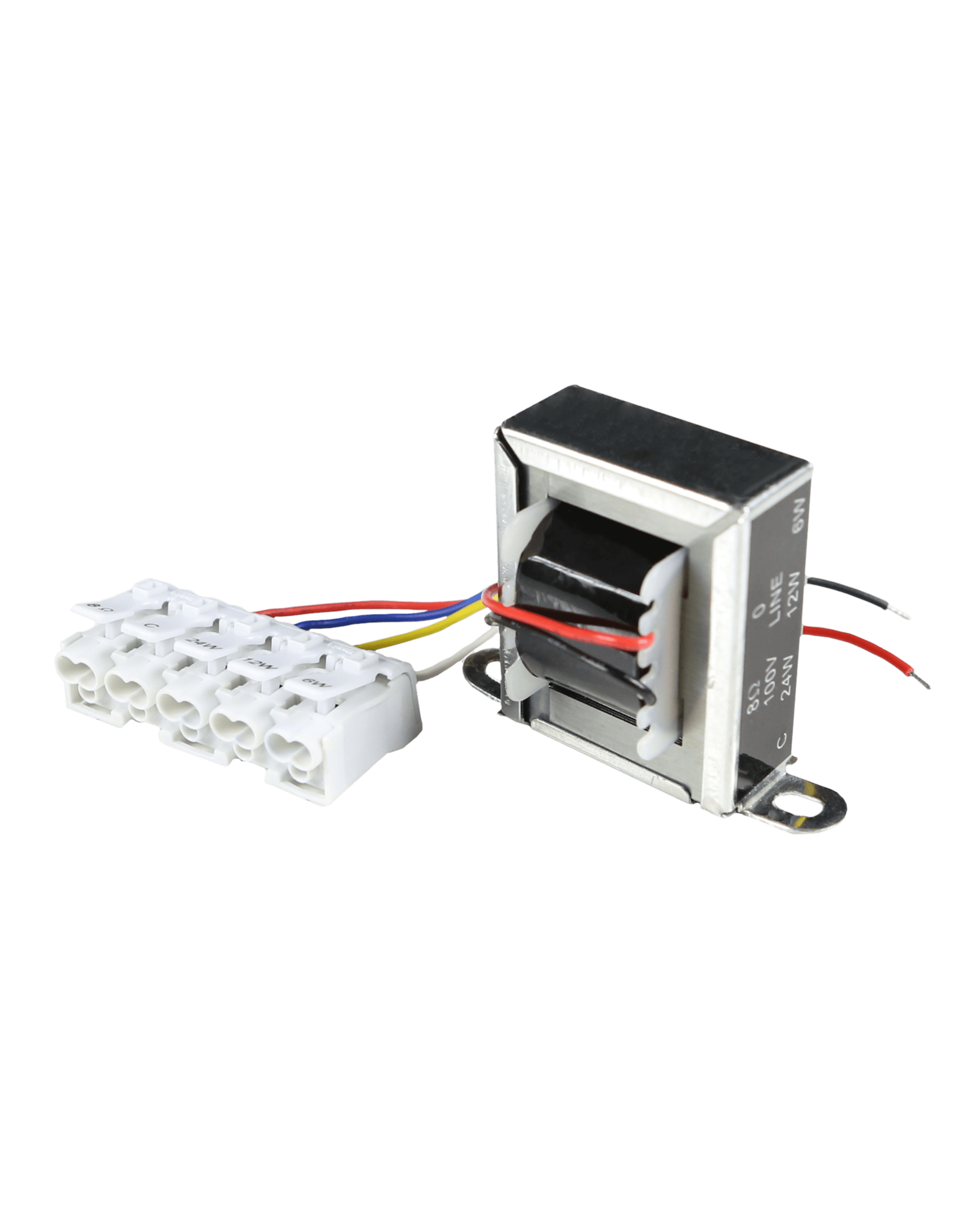 Audac Audio line transformer 24W 100V with FastCon™ connection