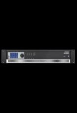 Audac WaveDynamics™ quad-channel power amplifier 4 x 500W