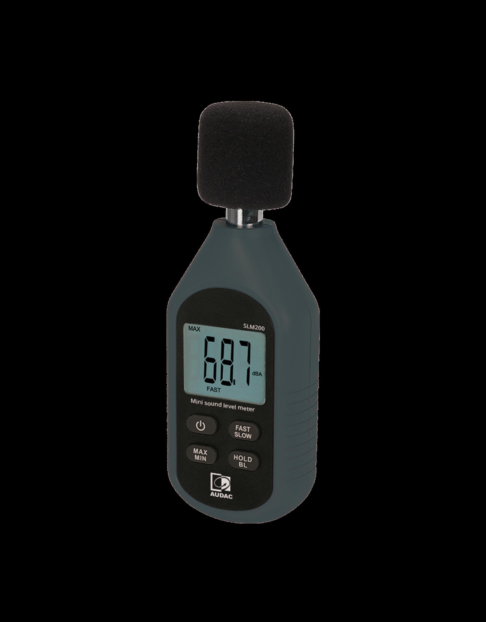 Audac Mini sound level meter