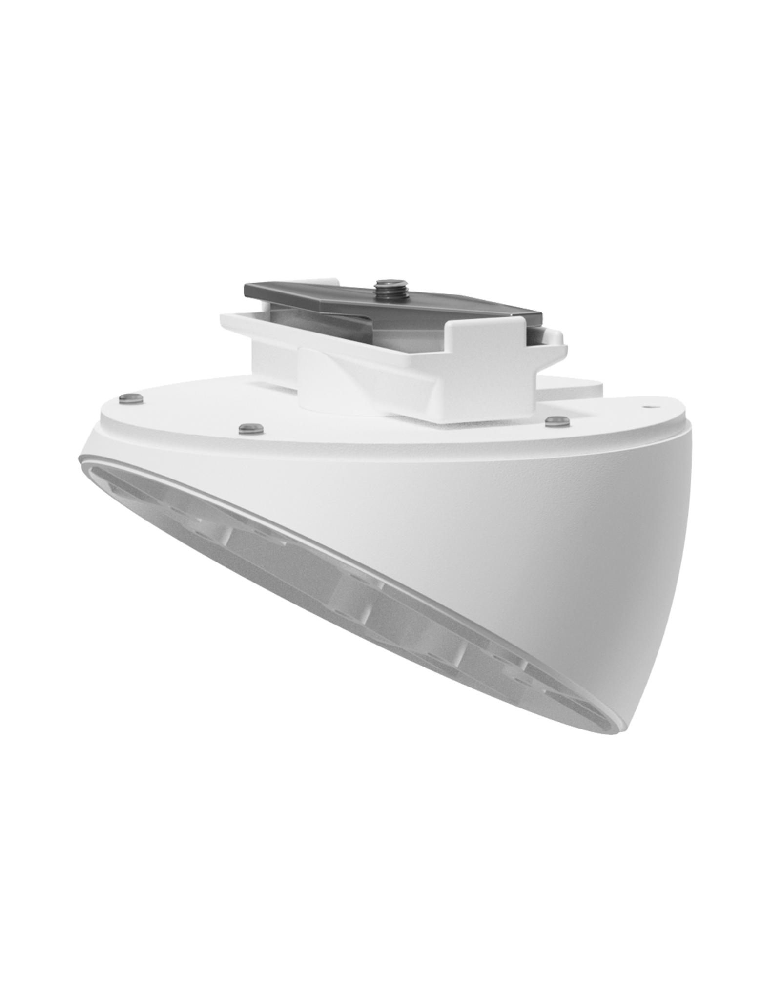 Audac Light track adapter mount for ATEO4 White version