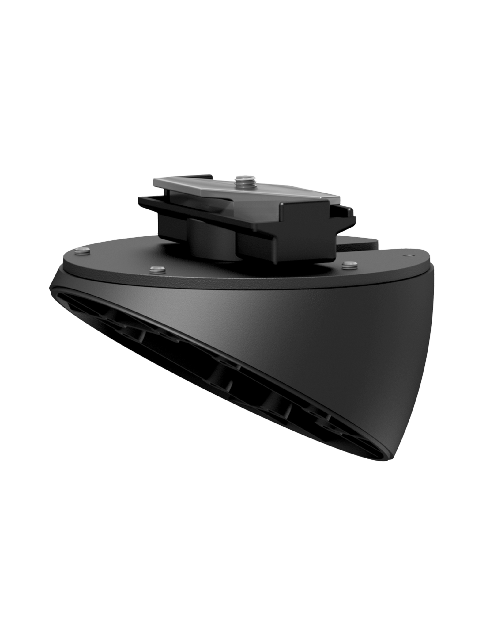 Audac Light track adapter mount for ATEO4 Black version