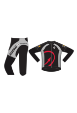 Audac Winter cycling set EXTRA EXTRA LARGE