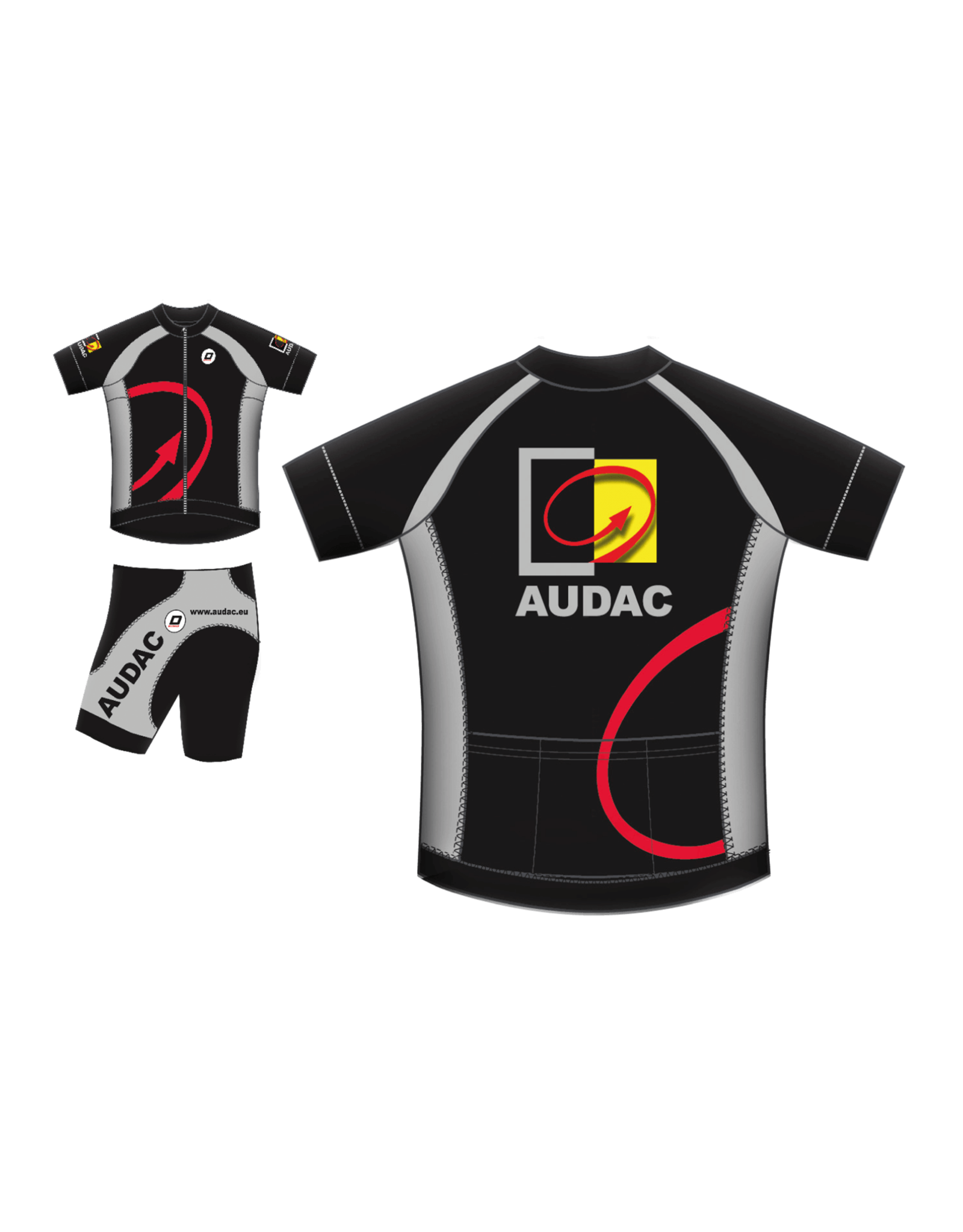 Audac Summer cycling set SMALL