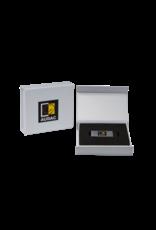 Audac White promo box for USB-stick