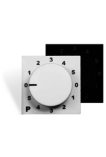 Audac Program selector Bticino White version