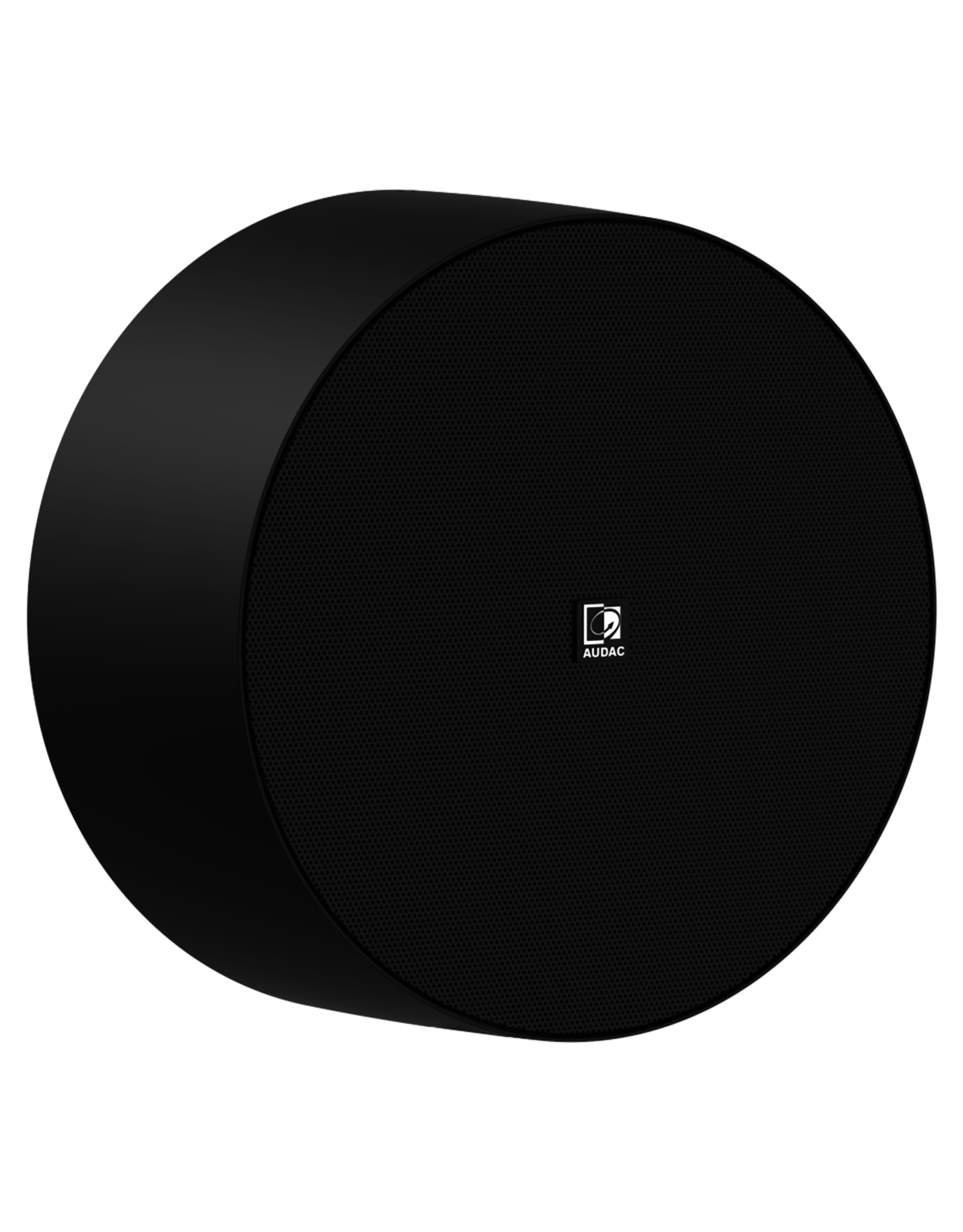 Audac Surface mount speaker Black version without volume controller