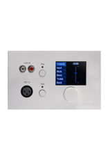 Audac All-in-one wall panel for MTX White version