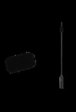 Audac CMX215 windcreen Black