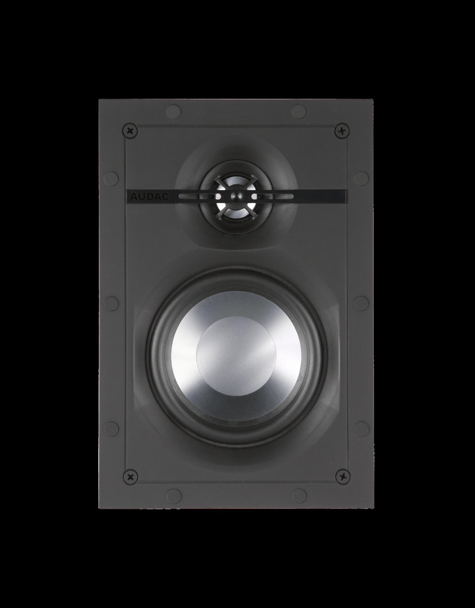 "Audac High-end 2-way in-wall speaker 5"""