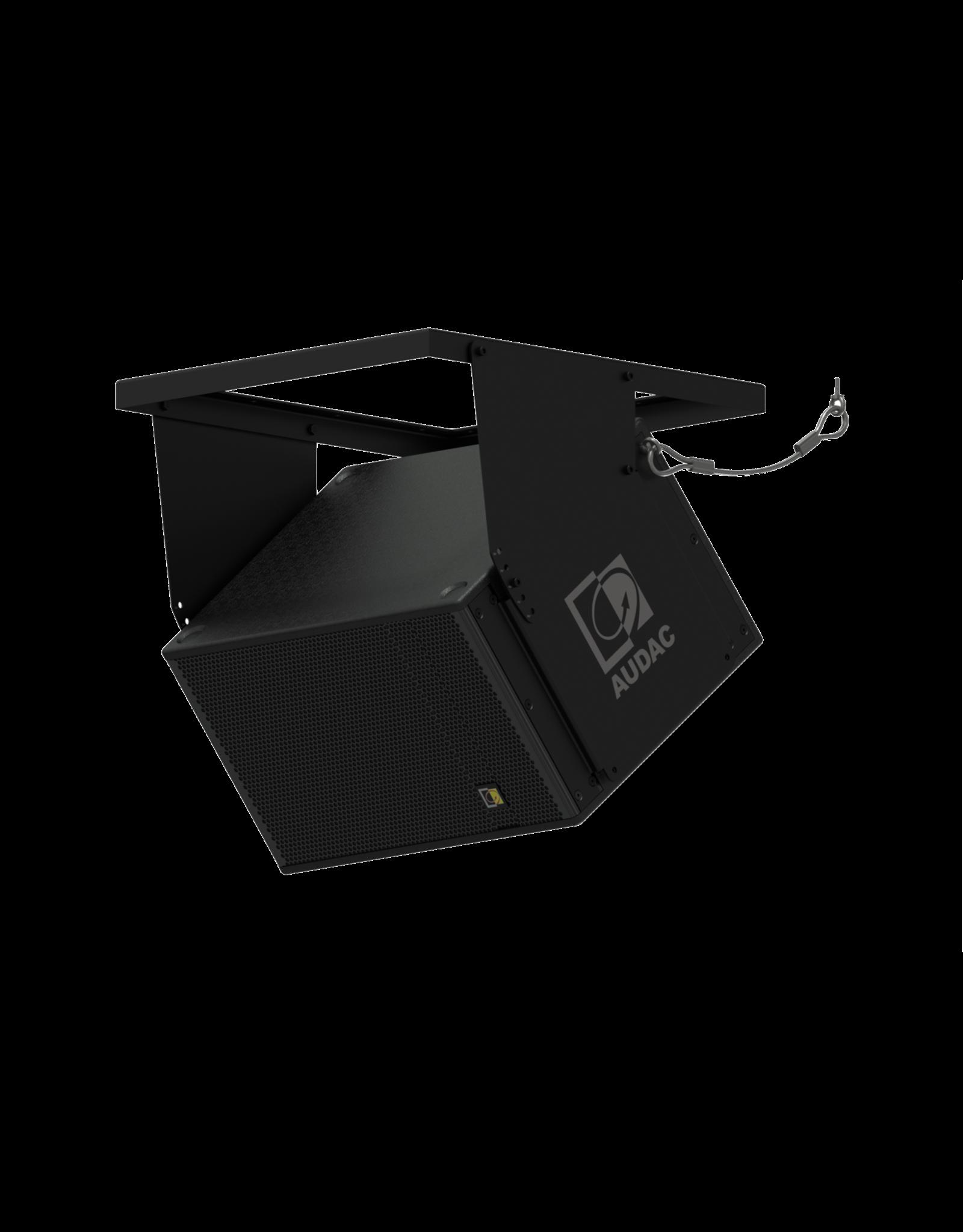 Audac ceiling flying system for 1x FX 3.15 - black Black