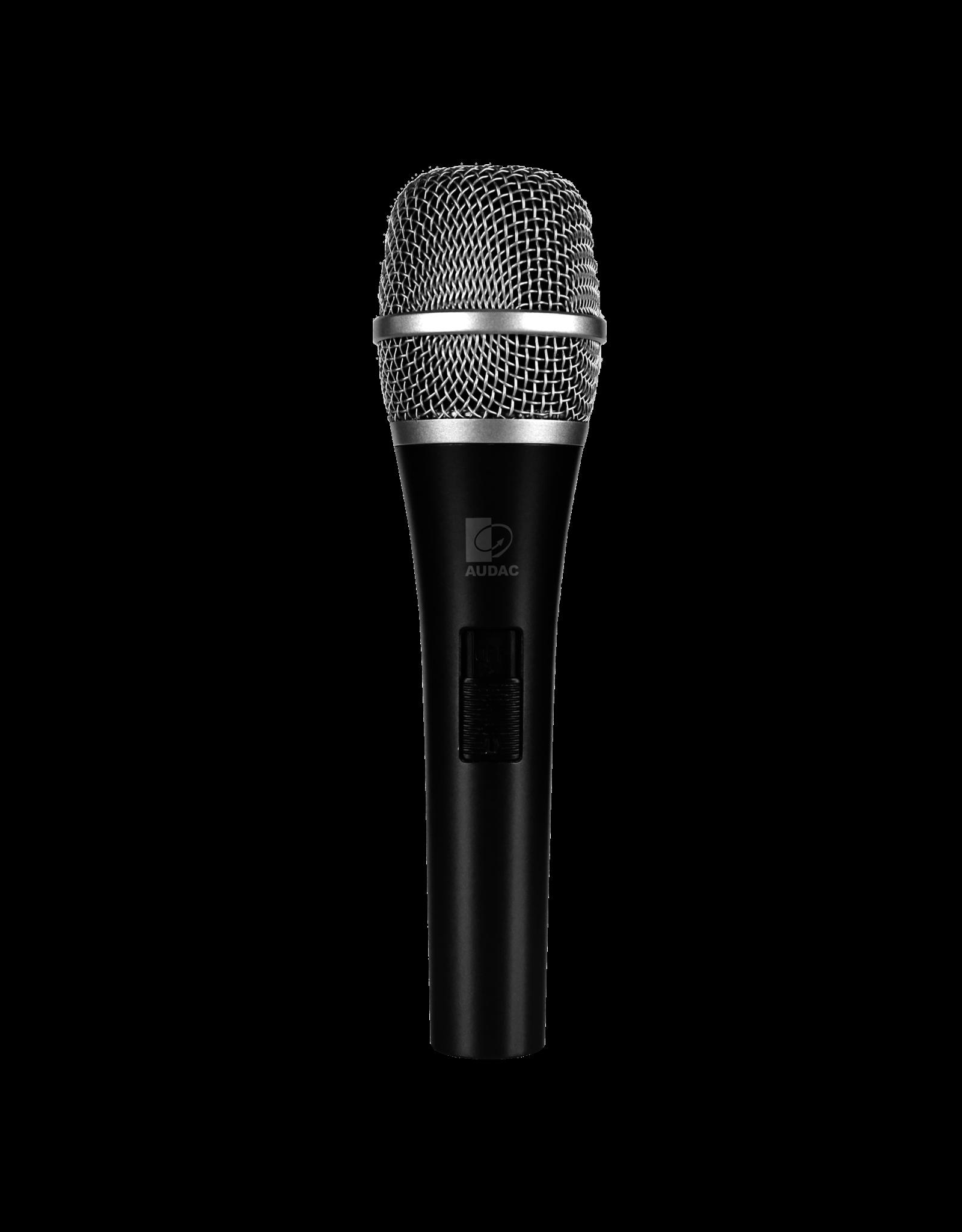 Audac Condenser handheld microphone