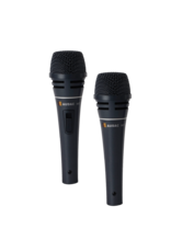 Audac Professional handheld microphone Vocal microphone with switch