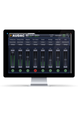 Audac Multimedia digital audio mixer