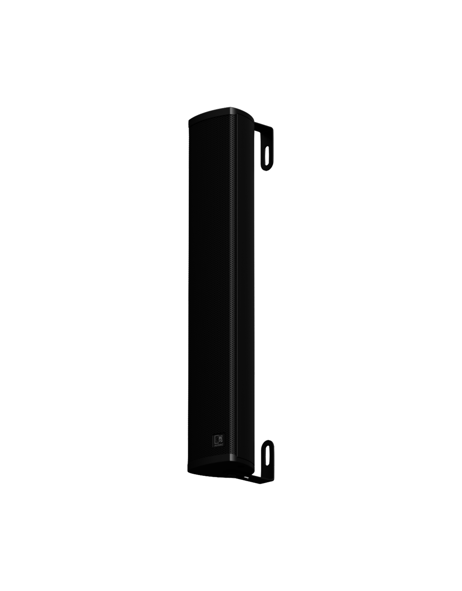 "Audac Column speaker 4 x 2"" Black version"