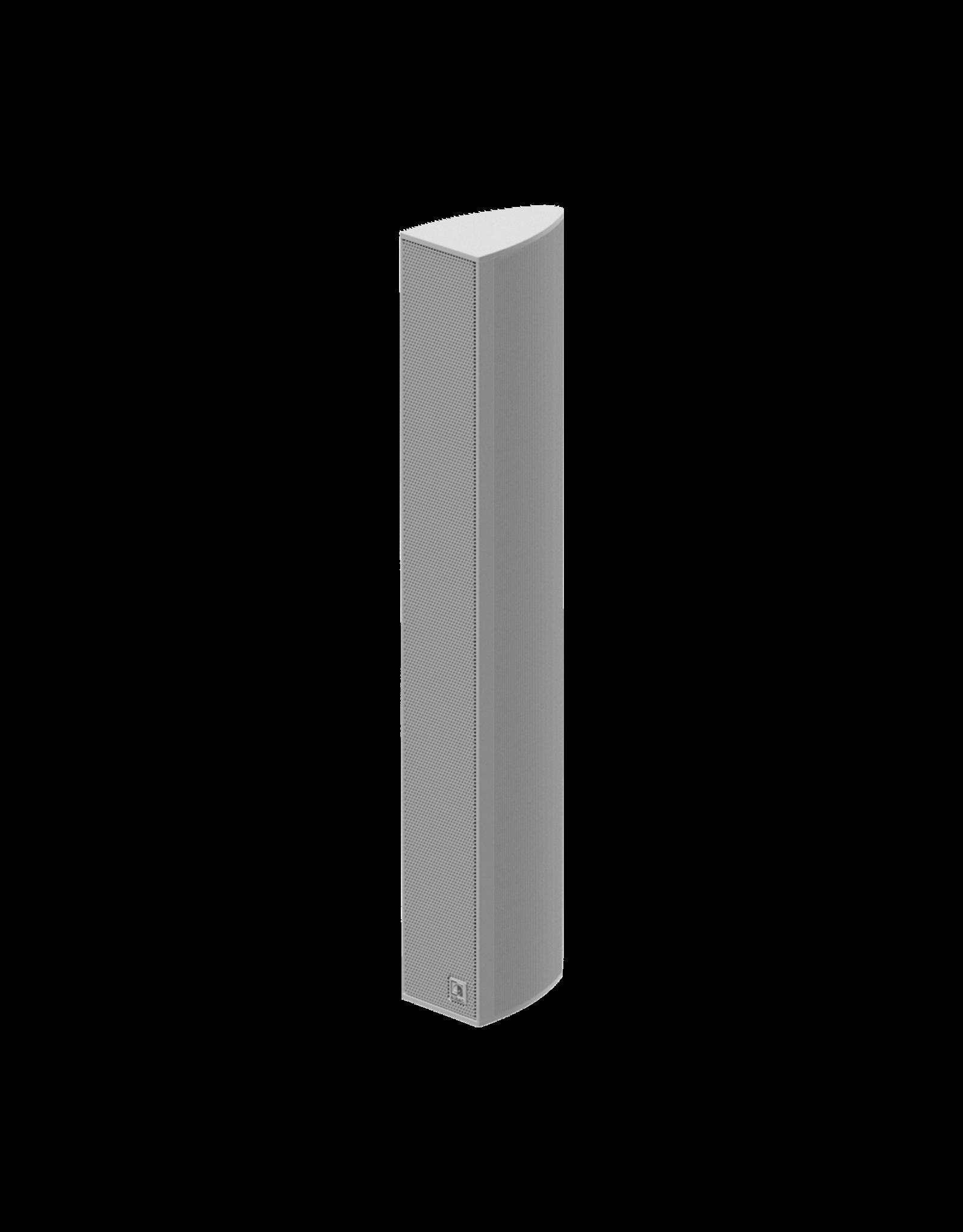 "Audac Design column speaker 6 x 2"" White version"
