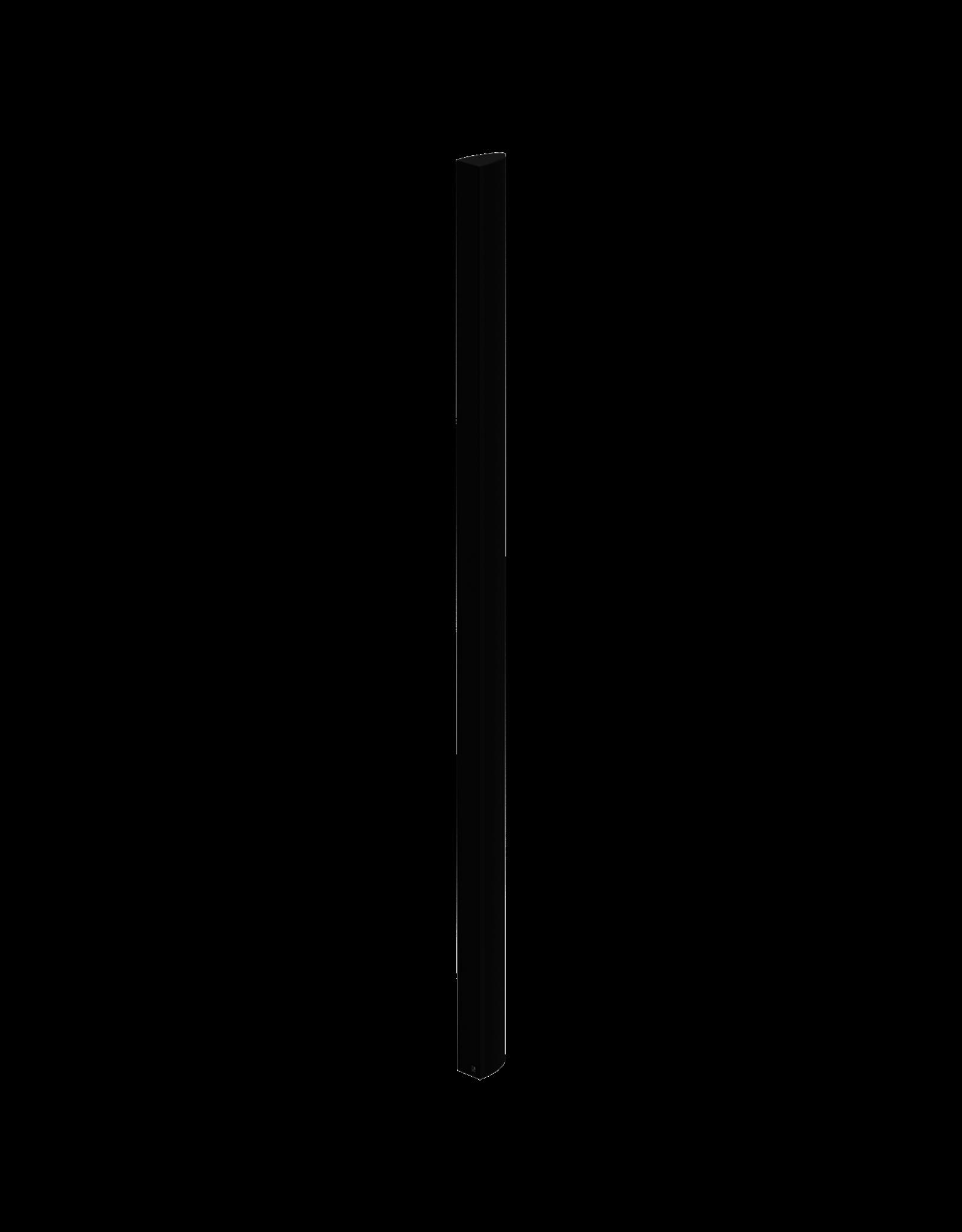 "Audac Design column speaker 24 x 2"" Black version"