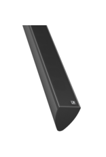 "Audac Outdoor design column speaker 12 x 2"" Outdoor black version"