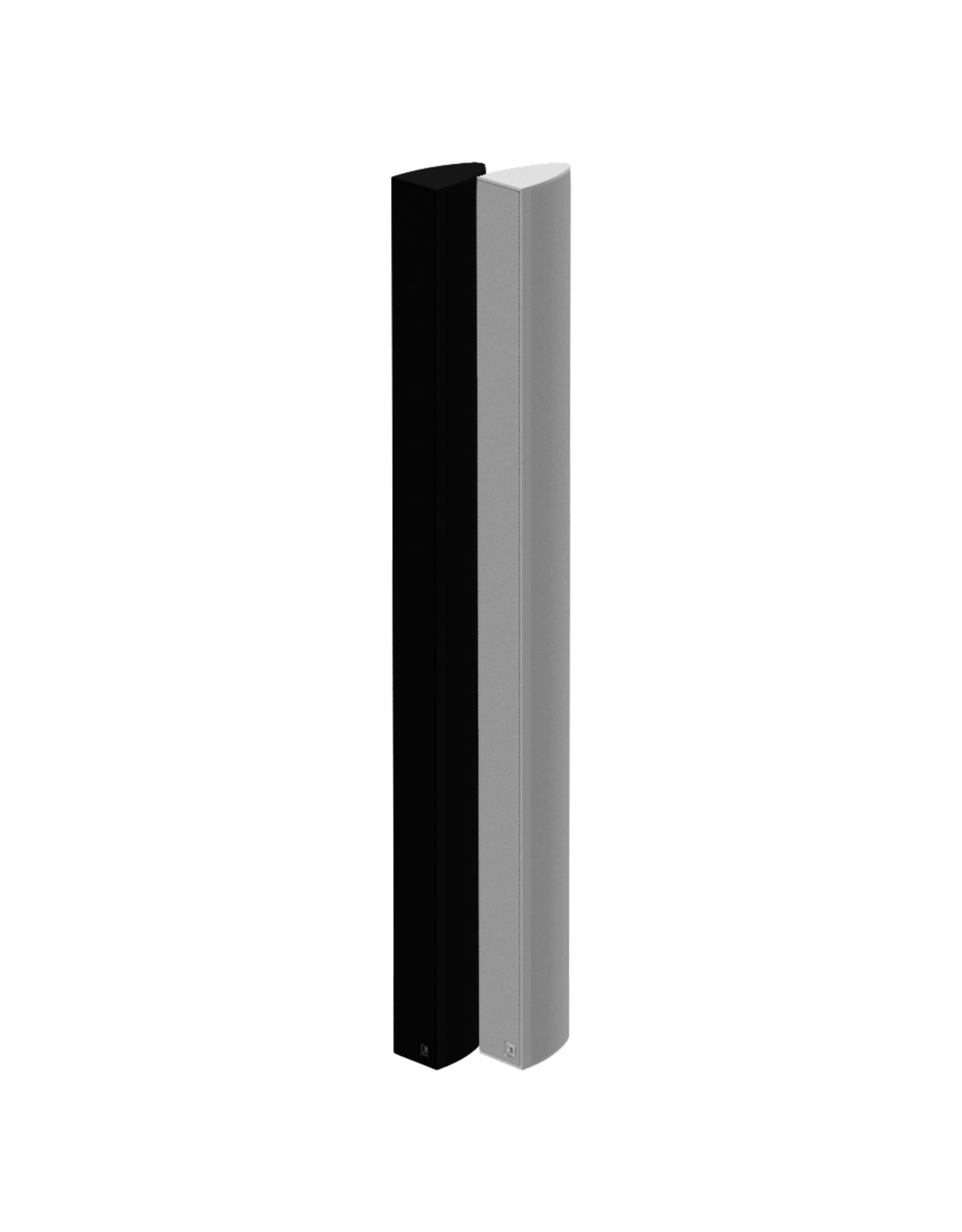 "Audac Design column speaker 12 x 2"" Black version"
