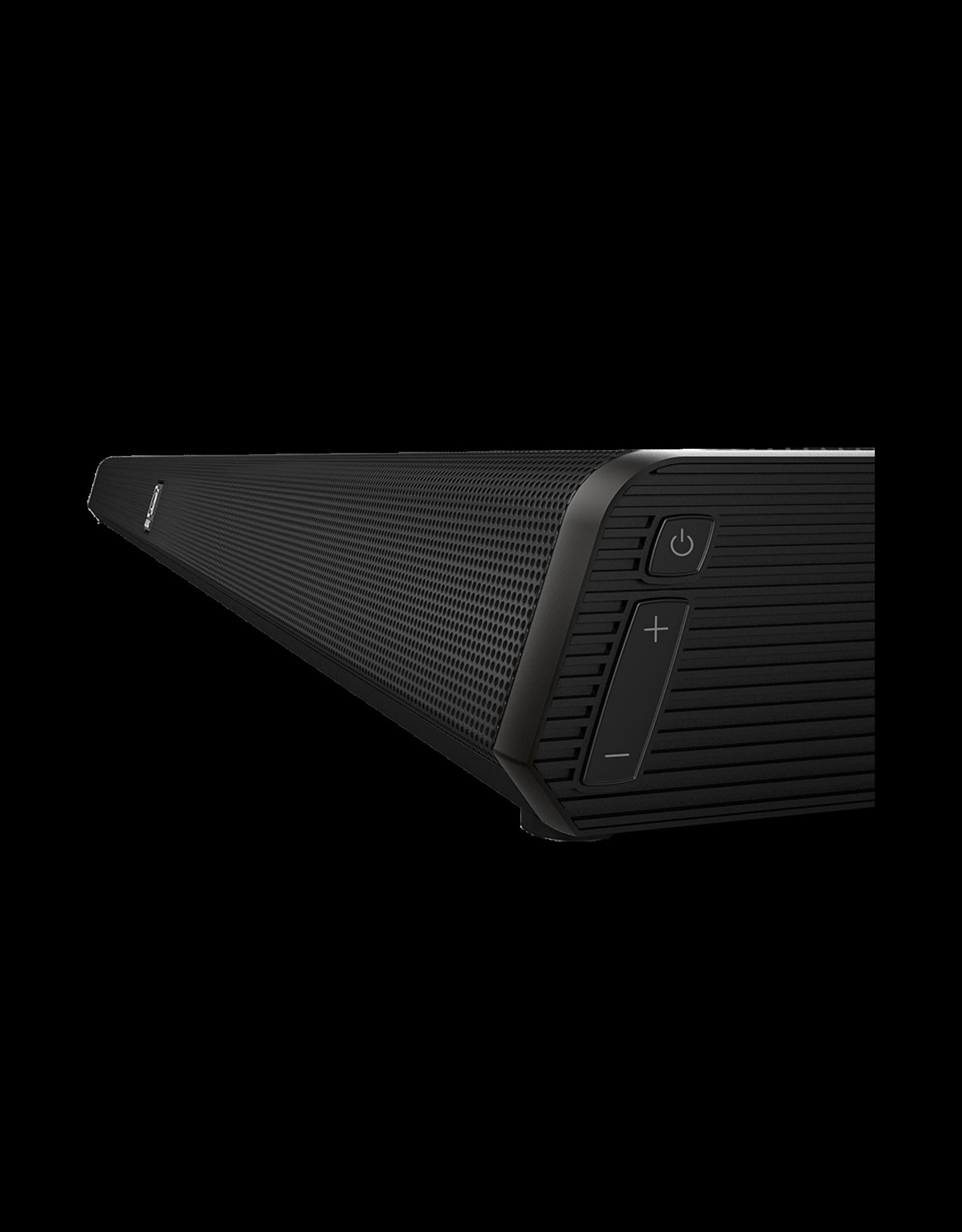 Audac Professional 2.1 soundbar White