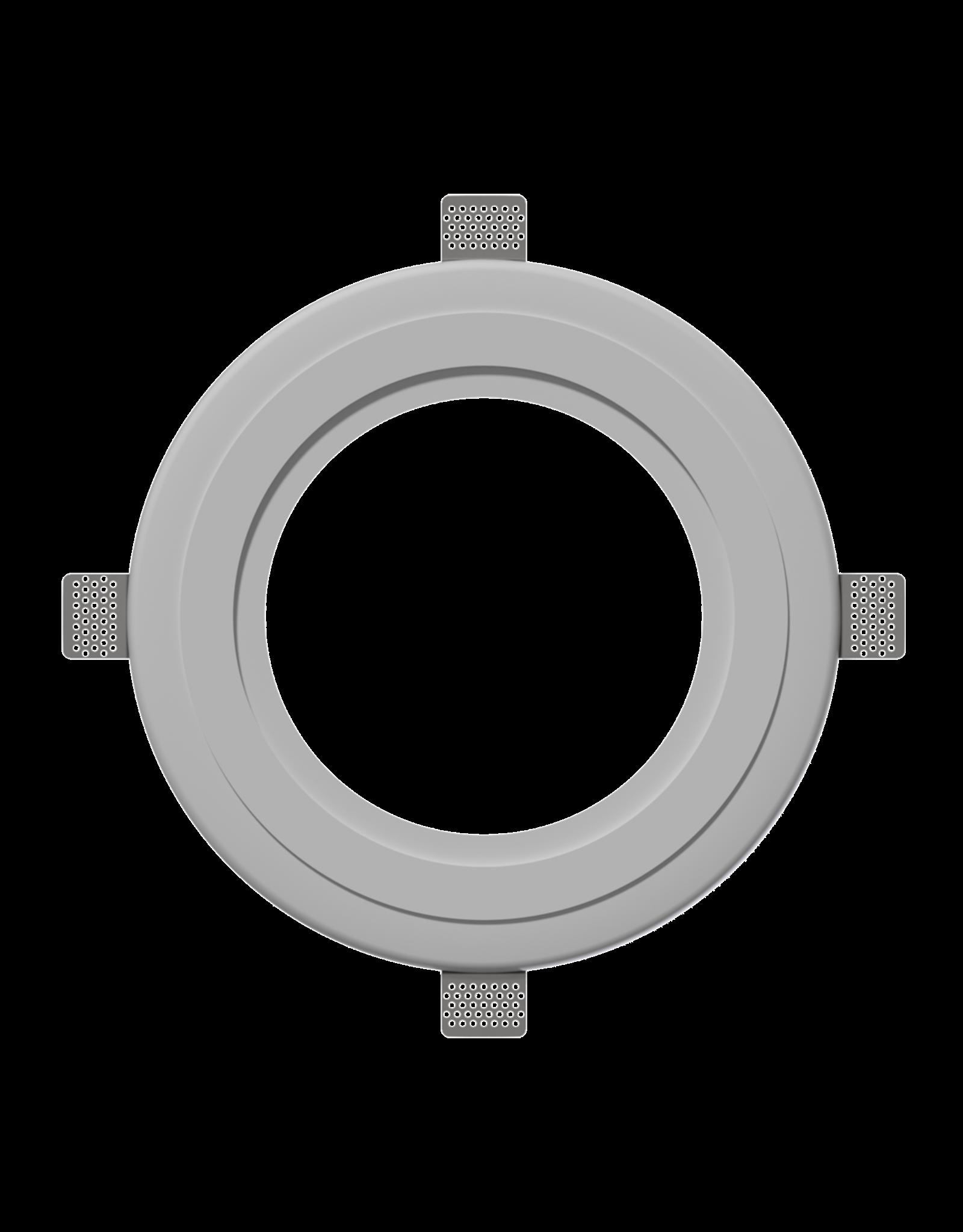 Audac Gypsum flush mount installation ring for CELO6