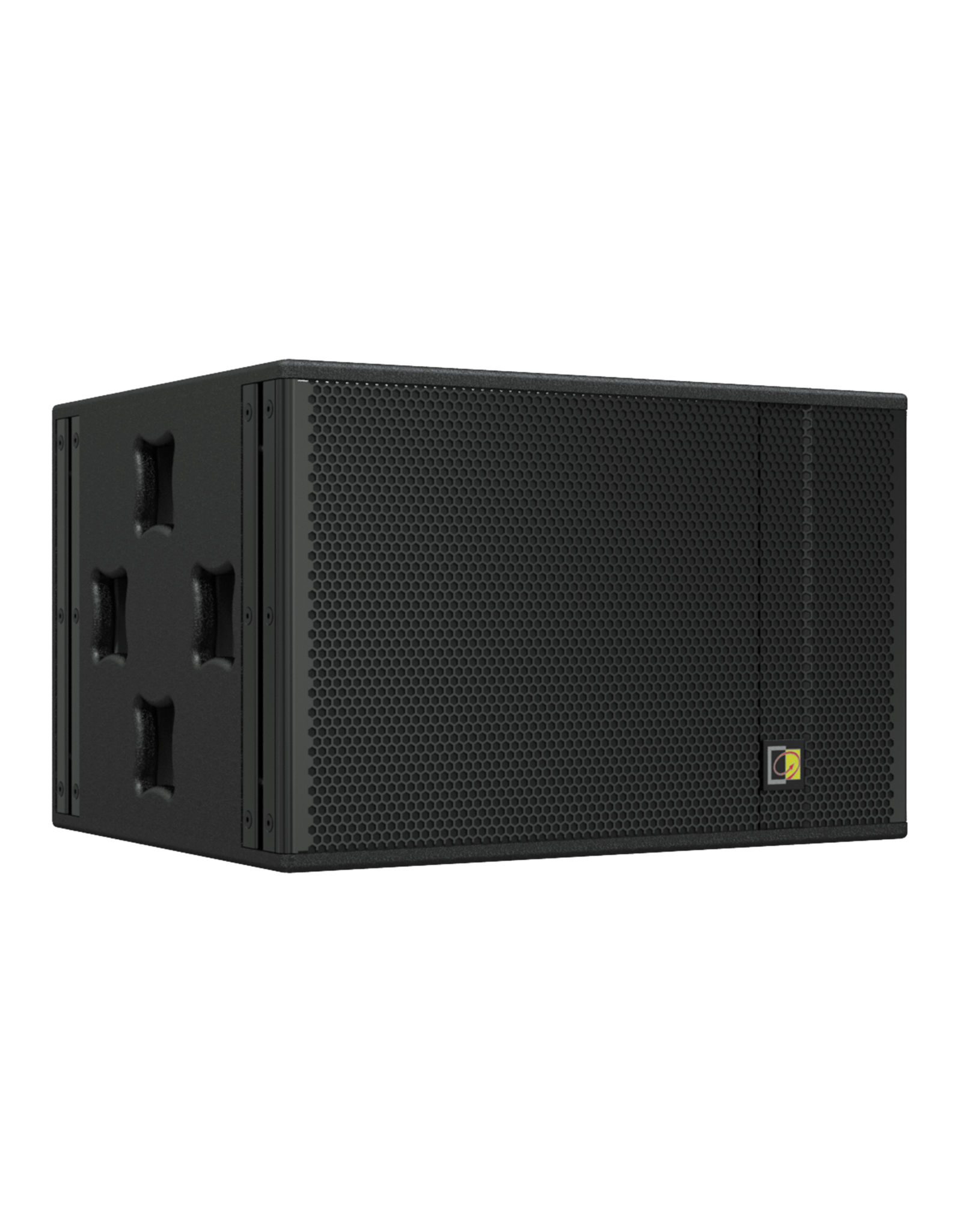 "Audac High-output cabinet 15"""