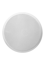 Audac Ceiling speaker with fire dome 100V White version - RAL9010