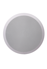 """Audac Quick-fit™ 2-way 8"""" ceiling speaker 8 Ohm/100V White version (RAL9010) 8 Ohm/100V"""