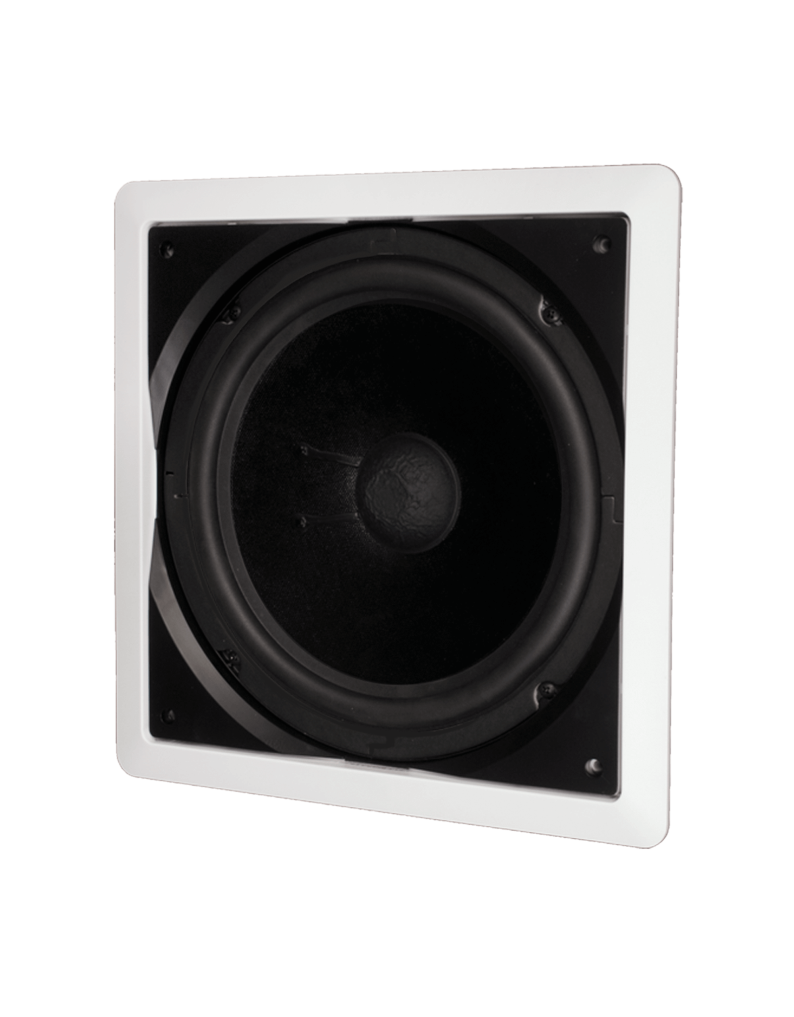 Audac Ceiling / In-wall subwoofers White version ral9010