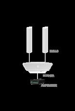 Audac 2 x KYRA6 + NOBA8A + AMP523MK2 White