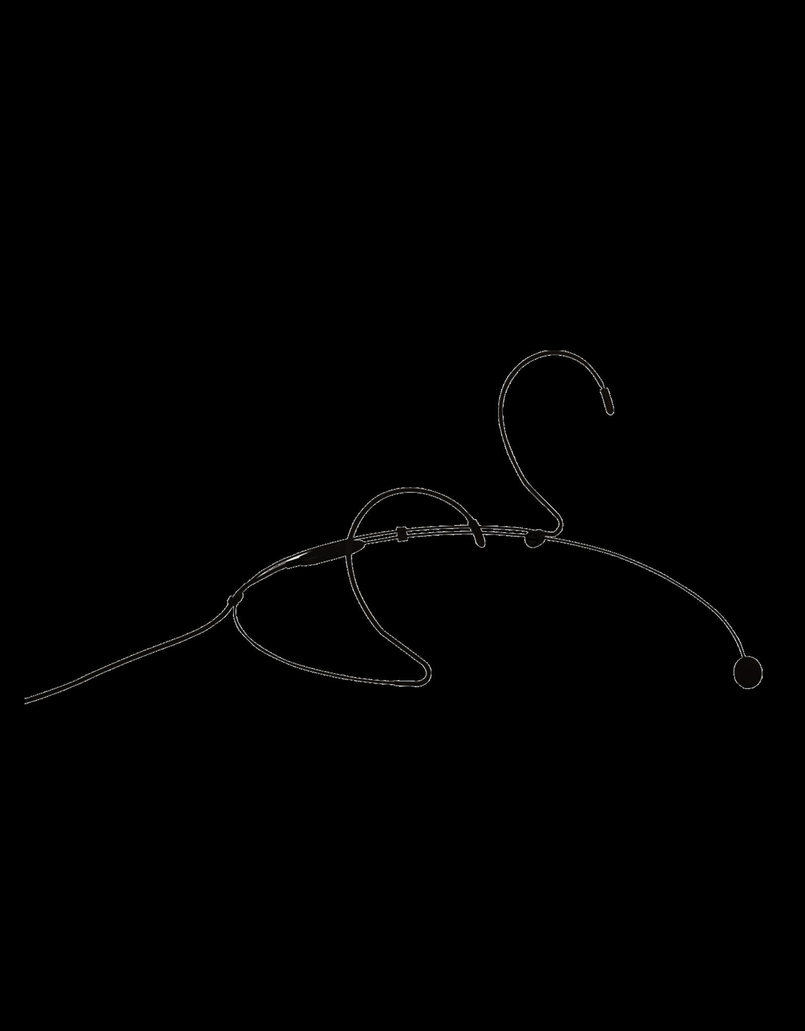 Audac Headset condenser microphone Black
