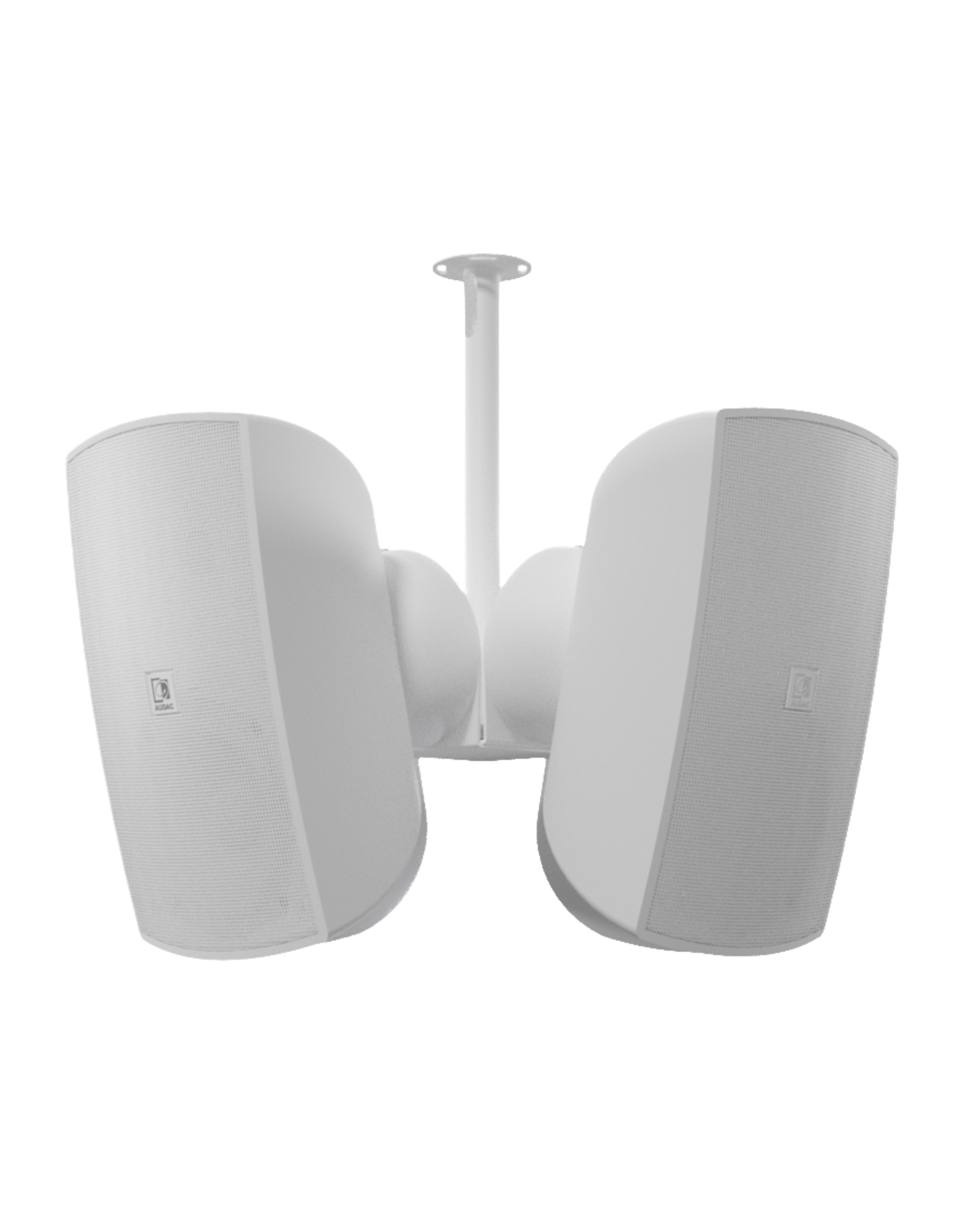 Audac Cluster mounting set 4 x ATEO6 speaker White