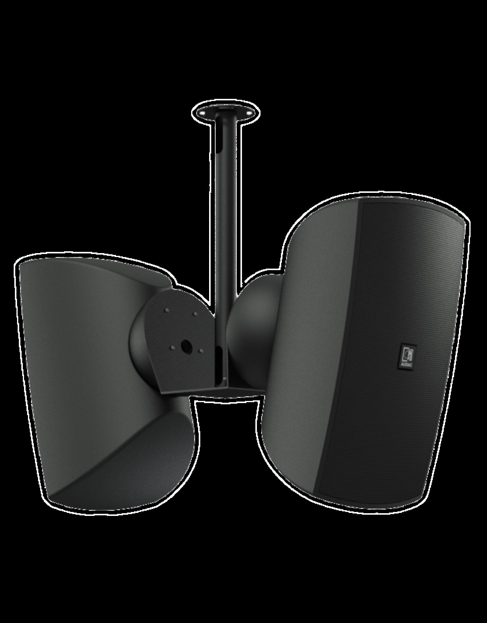 Audac Cluster mounting set 2 x ATEO6 speaker Black