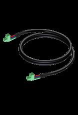 Audac Loudspeaker cable - terminal block - terminal block (2p - 5.08mm) 1,5 meter