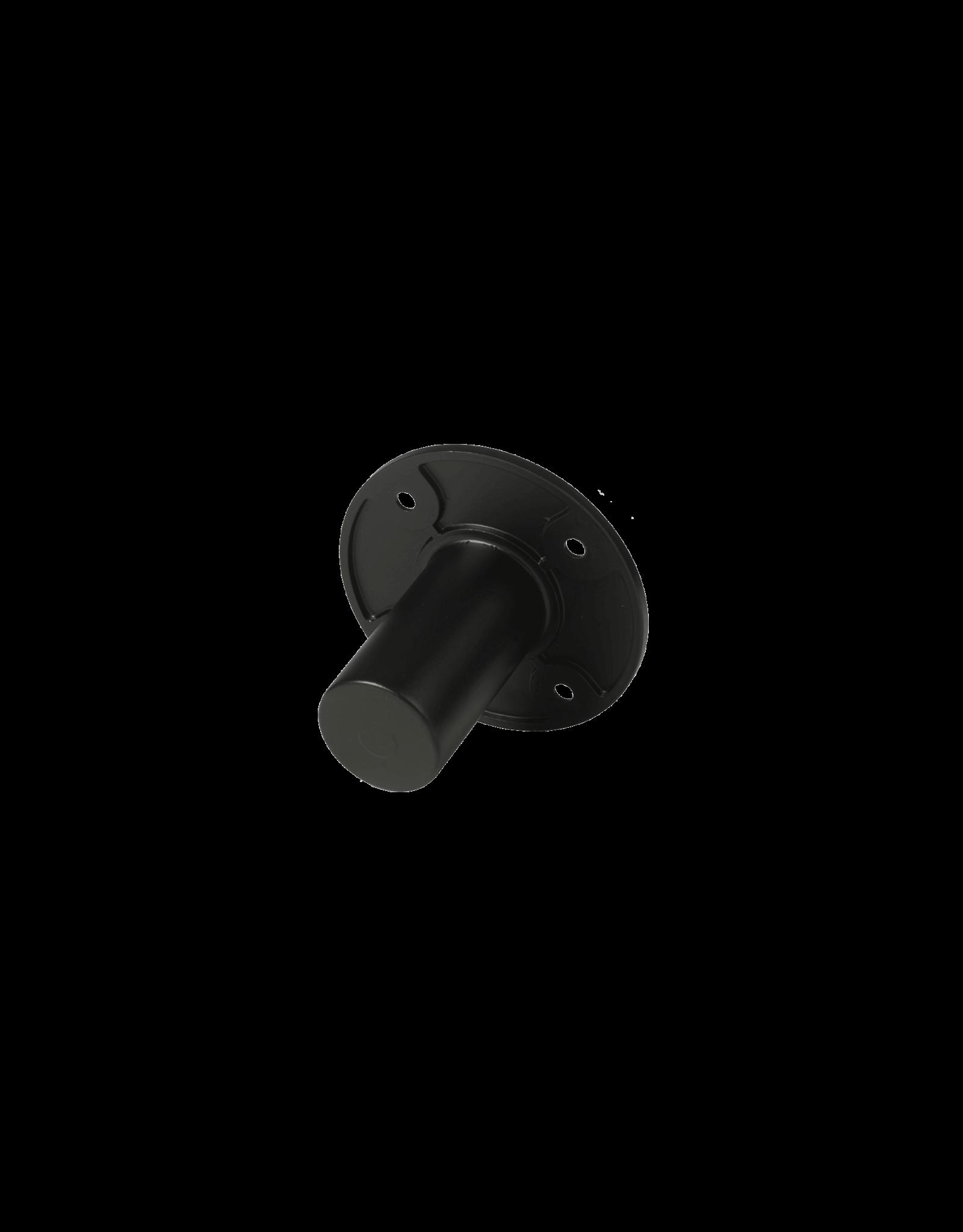 Audac Built-in head base for speaker cabinet 35mm Black version