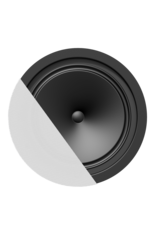 "Audac SpringFit™ 8"" ceiling speaker White version - 8? and 100V"