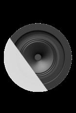 "Audac SpringFit™ 5"" ceiling speaker White version - 16 Ohm"