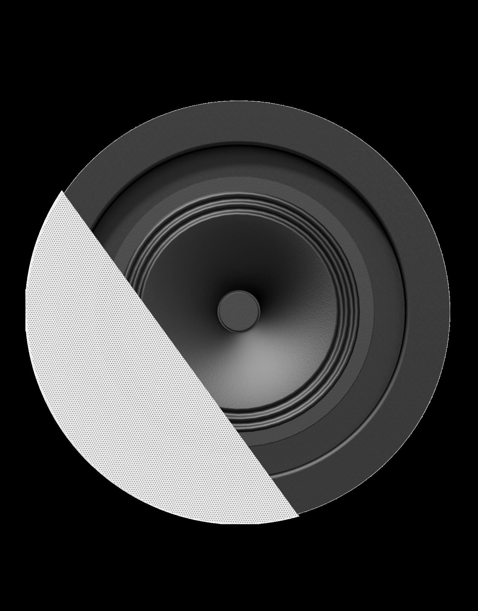 "Audac SpringFit™ 5"" ceiling speaker White version - 8? and 100V"