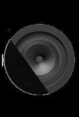 "Audac SpringFit™ 5"" ceiling speaker Black version - 8? and 100V"
