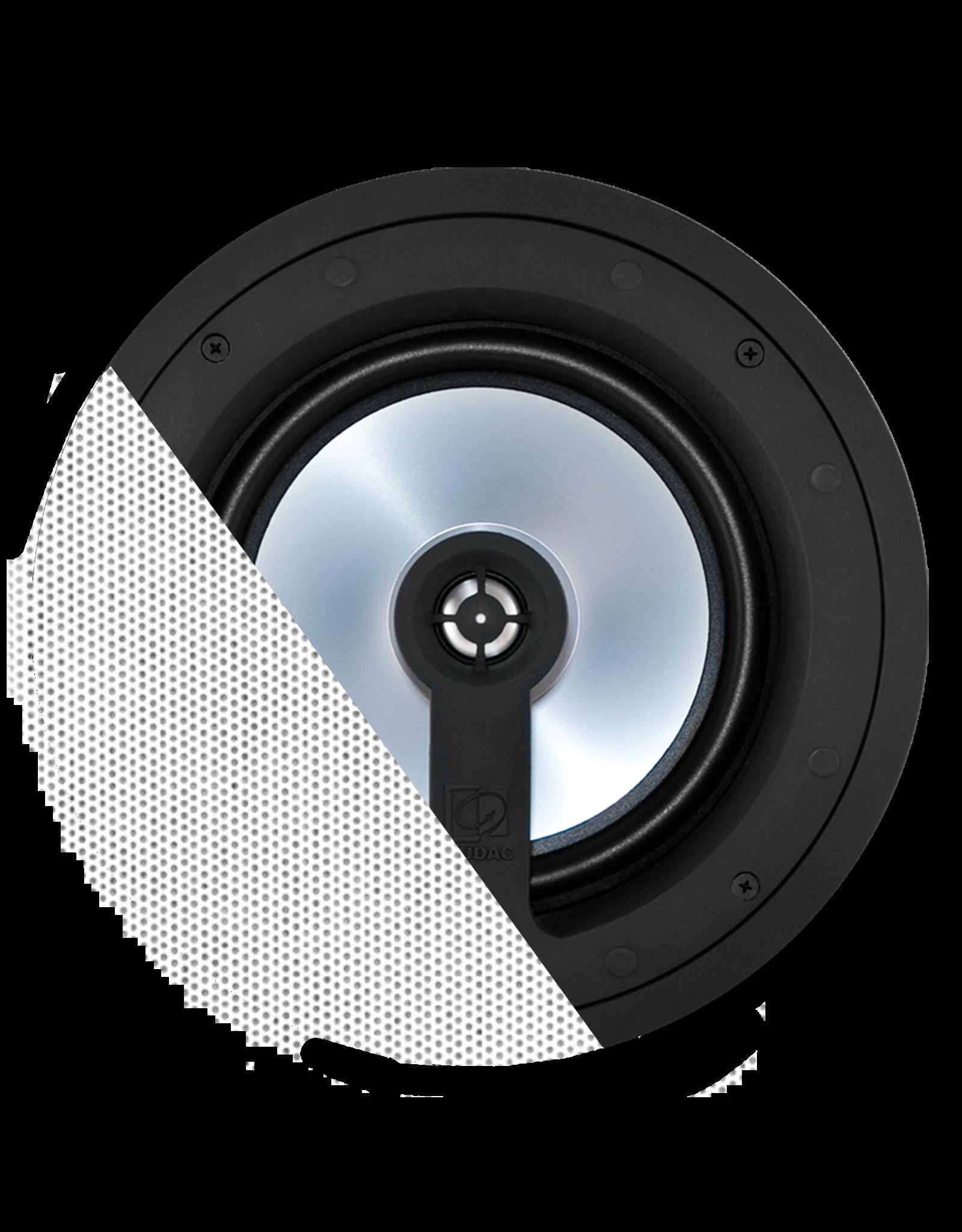 "Audac High-end 2-way 8"" ceiling speaker White version - 8?"