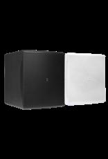 "Audac Compact 12"" bass reflex cabinet White version"