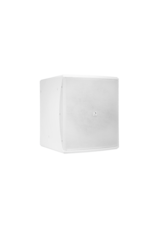 "Audac Compact 10"" bass reflex cabinet White version"
